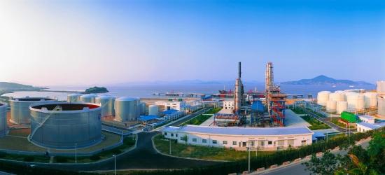 寧波(bo)液化氣石油氣基地(di)站